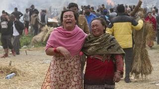 «Grosse Traurigkeit» in Nepal