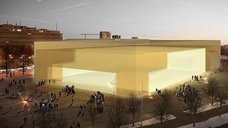Bernexpo Gruppe lanciert Projektwettbewerb für Festhalle
