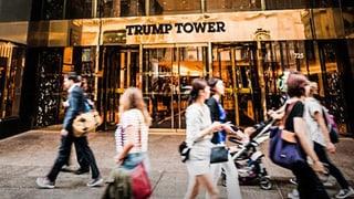 Restaurantkritik bringt Trump auf die Palme