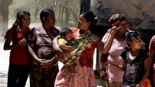 Indigene über UNO-Beschluss erleichtert