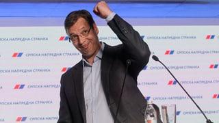 Serbia: Partida regenta gudogna las elecziuns parlamentaras