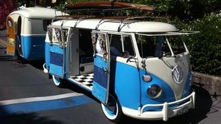 Das ist der steilste Hippie-Bus der Schweiz! (Artikel enthält Bildergalerie)