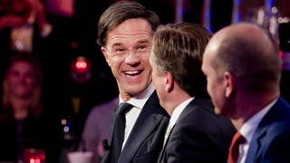 Mark Rutte steht vor einer kniffligen Aufgabe