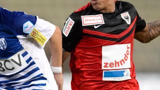 Football League: Der FC Aarau dürfte aufsteigen