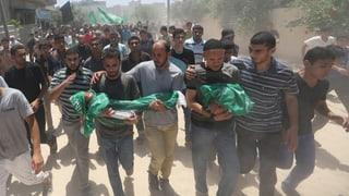 Die Hamas ist in einer schwachen Position