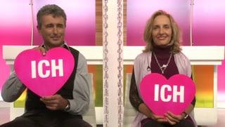 Natascha Badmann und Toni Hasler