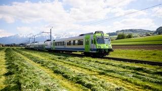 Bald im «Regio» von Basel nach Göschenen?