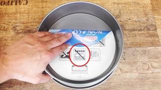 Falsche Putzanweisung: Backformen rosten in Spülmaschine (Artikel enthält Video)
