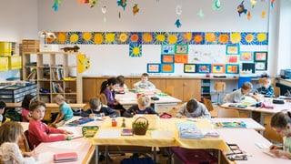 Nur Mehrheit der SVP für Aargauer Lehrplan 21-Initiative