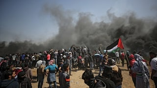 Violenza tranter Palestinais ed Israelians crescha