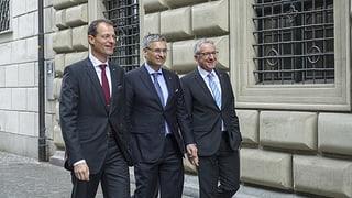 Luzern wählt drei Bürgerliche im ersten Anlauf