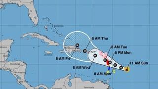 Karibikinseln rüsten sich für Sturm «Maria»