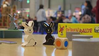 Die Spielmesse Suisse Toy lockte 52'000 Besucher nach Bern