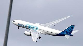 USA drohen wegen Airbus mit neuen Zöllen