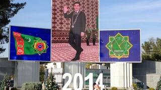Wahl ohne Auswahl in Turkmenistan