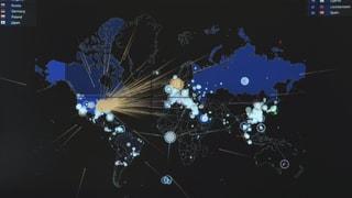 Video «Tatort Cyberspace: So tobt der digitale Krieg im Internet» abspielen