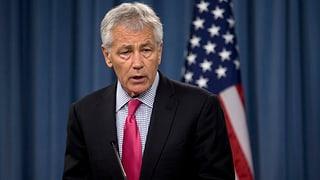 USA erwägen, syrische Rebellen zu bewaffnen