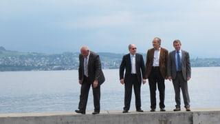 Mehr Zürichsee-Ufer für die Öffentlichkeit