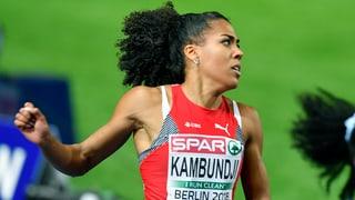 Kambundji senza medaglia sur 100 meters