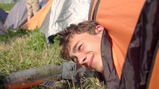 Stinkfrech: Wir öffnen fremde Zelte und schauen was passiert
