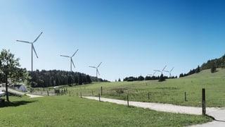 Vorerst kein Gegenwind für den Grenchner Windpark