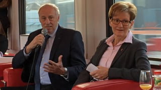 Region Basel will Geld vom Bund für Verkehrsprojekte