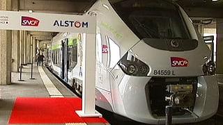 Neue SNCF-Züge sind zu breit für viele Bahnhöfe
