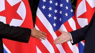 Kim und Trump wollen sich gegenseitig besuchen