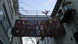 Berufung abgewiesen: Labitzke-Areal kann geräumt werden