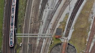 Schienennetz braucht eine Generalüberholung