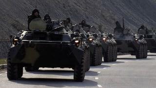Ist die Krim für die Ukraine verloren?