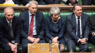 Parlament per spustar Brexit