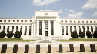 US-Notenbank verschiebt die Leitzinserhöhung