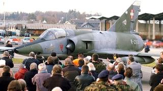 Schweizer Kampfjets: Die Krux mit den Kosten