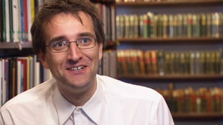 Video «Josef Schovanec, der Besucher aus einer andern Welt» abspielen
