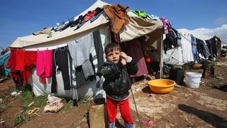 Glückskette: Spendenaufruf für Syrien