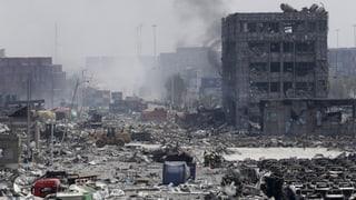 Nach Explosionen in China: Opferzahl steigt auf über 50