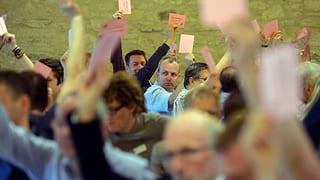 GLP fasst Abstimmungsparolen
