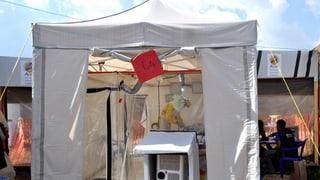Der Kampf gegen Ebola und gegen die Angst