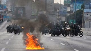 Maduro warnt vor Bürgerkrieg