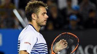 So verlief der Halbfinal Wawrinka - Djokovic