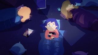 Video «Wenn ich Angst habe: Luke und Jenny (3/4)» abspielen