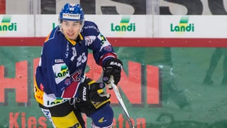 NLA-News: Stapleton wechselt zum HC Lugano