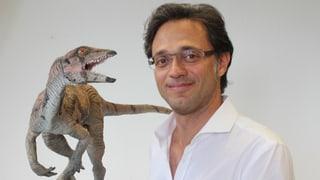 Zürcher Forscher entdeckt neue Dinosaurier-Art