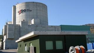 Kernkraftwerk Beznau I kann erst Ende 2016 ans Netz