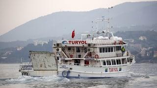 Griechenland setzt Rückführungen von Migranten fort