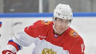 Chefsache Sport: Wie Putin mit Hockey politische Ziele verfolgt