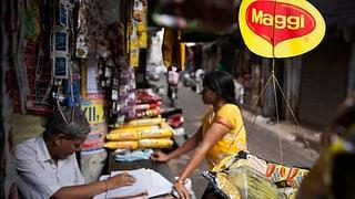 Rückschlag für Nestlé im Nudelland Indien