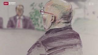 Pädophiler Sozialtherapeut: Anklage fordert Verwahrung