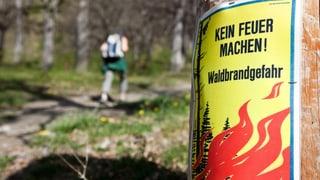 Feuerverbote in den Kantonen Zürich und Schaffhausen